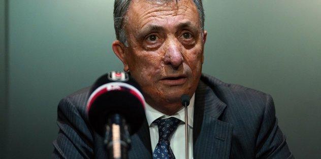 Ahmet Nur Çebi'den Corona Virüsü açıklaması! Beşiktaş Başkanı Ahmet Nur Çebi: Lig böyle tescil edilebilir!