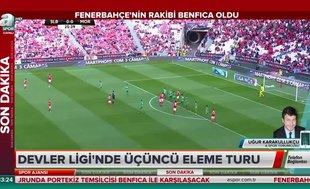 Uğur Karakullukçu'dan Benfica yorumu