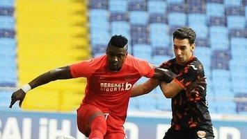 Adana'da gol sesi çıkmadı!
