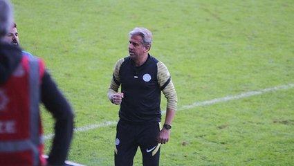 Çaykur Rizespor-Kasımpaşa maçı sonrası Hamza Hamzaoğlu: Kazandık diye her şey güllük gülistanlık olmadı