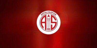 Antalyaspor'dan açıklama geldi