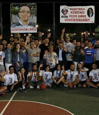 Uşak'ta sokak basketbolu turnuvasında kupalar sahiplerini buldu