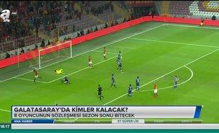 Galatasaray'da kimler kalacak?