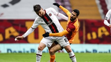 Galatasaray get home draw as Lions' title hopes fading
