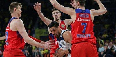 CSKA, Madrid'i farklı geçti