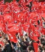 Türkiye 554. randevuda