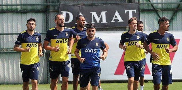 Fenerbahçe'de yüzler gülüyor