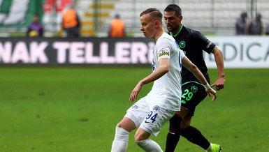 Konyaspor'da 3 oyuncu Yeni Malatyaspor maçı kadrosundan çıkarıldı