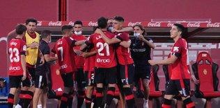 Levante yıkıldı Mallorca umutlandı!