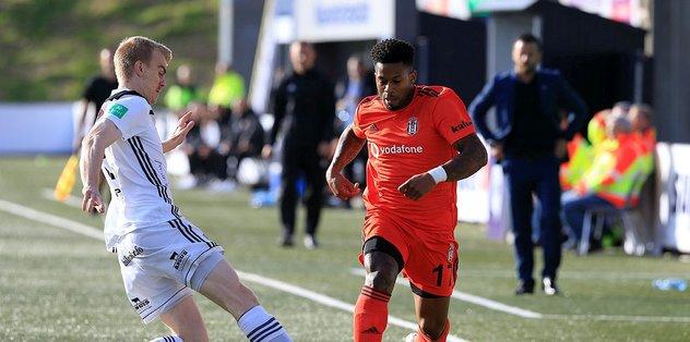 Kartal adada tur attı! B36 Torshavn 0-2 Beşiktaş (Maç sonucu)