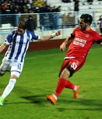 Gol düellosunda Erzurumspor güldü!