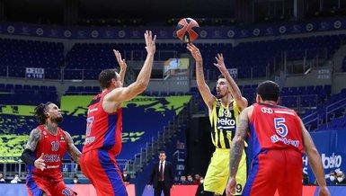CSKA'dan seri sonu