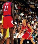 ''NBA'de oynarken 50 yaşındaydı''