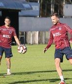 Trabzonspor, BUGSAŞ Spor maçı hazırlıklarını tamamladı