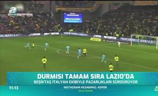 Durmisi tamam sıra Lazio'da