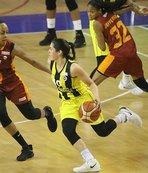 Kadınlar Türkiye Kupası'nda çeyrek finaller tamamlandı