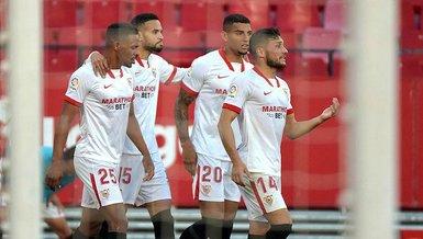 Sevilla - Valencia: 1-0 (MAÇ SONUCU - ÖZET)