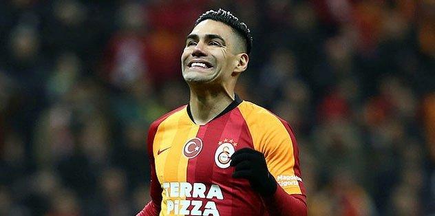 Radamel Falcao Galatasaray'dan ayrılıyor mu? Yapılan transfer teklifi ortaya çıktı - Basketbol Süper Ligi -