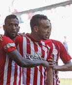 Antalyaspor Paşa'yı tek golle geçti