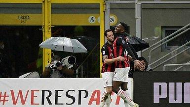 Milan - Benevento: 2-0   MAÇ SONUCU - ÖZET   Hakan Çalhanoğlu attı Milan rahat kazandı