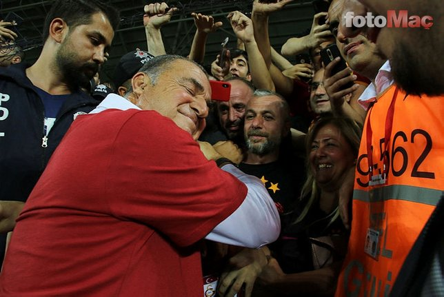 Galatasaray'a Falcao'dan sonra bir golcü daha!