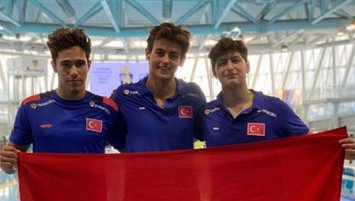 Milli yüzücü Avrupa Şampiyonu oldu!