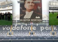 Beşiktaş'tan Ata için özel çalışma