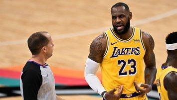 LA Lakers'tan üst üste 4. galibiyet!