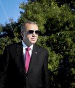 Başkan Erdoğan'dan Sultanlar'a tebrik