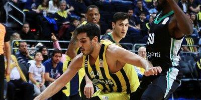 Fenerbahçe, Darüşşafaka'yı geçti