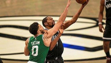 Son dakika spor haberi: NBA'de play-off heyecanı başladı! Brooklyn Nets...