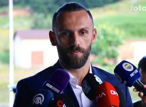 Fenerbahçe'de beklenen oldu! Vedat Muriç... | Son dakika transfer haberleri