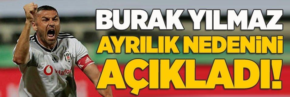 burak yilmaz besiktastan ayrilik nedenini acikladi 1595608122799 - Burak Yılmaz bilançosu ortaya çıktı! Beşiktaş'a 45 milyon...
