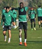 Konyaspor'da Beşiktaş maçının hazırlıkları sürüyor