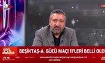 Serdar Sarıdağ: Yenildiği zaman bile iyi oynayan bir Beşiktaş var