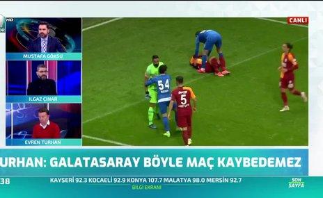 """""""Tuzlaspor'a karşı iki tane pozisyon bulamıyorlarsa bıraksınlar bu işi"""""""