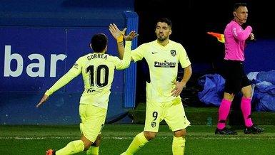 Eibar Atletico Madrid 1-2 (MAÇ SONUCU - ÖZET)