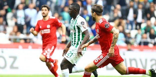 Atiker Konyaspor 1-1 D.G Sivasspor   MAÇ SONUCU   ÖZET