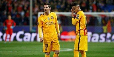 Messi'den Neymar sözleri: Savunmada...