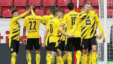 Mainz 05-Borussia Dortmund: 1-3 (MAÇ SONUCU-ÖZET)