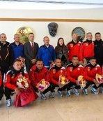Uluslararası Polis Futbol Turnuvası'nın kura çekimi yapıldı