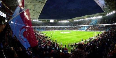 Trabzon'dan Şenol Güneş Spor Kompleksi açıklaması