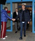 Başkan da Trabzon'a gitti