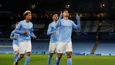 Manchester City 3-0 Olympiakos | MAÇ SONUCU