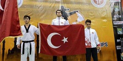 Nurullah Can Uçak, Balkan şampiyonu oldu