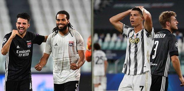 Juventus 2-1 Lyon | MAÇ SONUCU - Futbol -