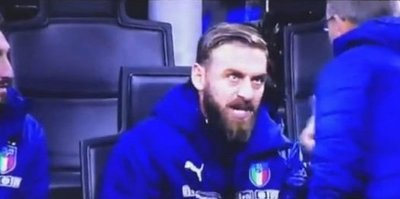 De Rossi'den hocasına şok tepki!