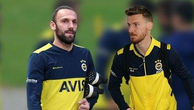 Vedat Muriqi ve Serdar Aziz'in corona virüsü test sonucu belli oldu!