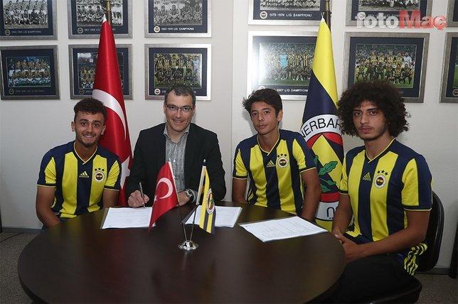 Fenerbahçe alarm veriyor! 16'lık Ömer Faruk Beyaz...