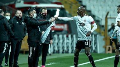 Beşiktaş-Ankaragücü maçında Cenk Tosun unutulmadı!